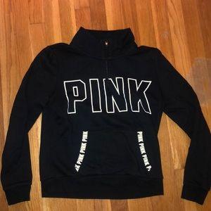 Victoria Secret PINK Quarter Zip